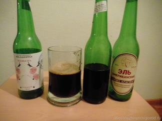 Пиво пивоварни Malz&Hopfen в Нижнем Новгороде