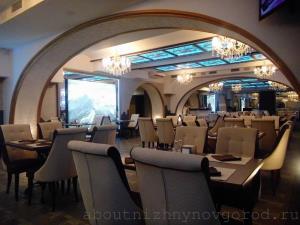 Один из лучших ресторанов Нижнего Новгорода