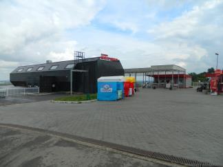 Нижегородская станция канатной дороги Нижний Новгород - Бор