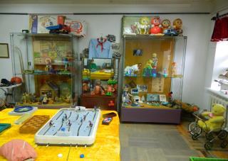 Музей игрушек в Нижнем Новгороде (Выставка)