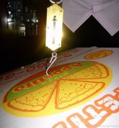 Взвешиваем пиццу Appetito