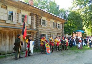 Музей Щелковский хутор, заповедник деревянного зодчества (Нижний Новгород)