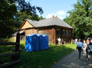 Памятник деревянного зодчества - Дом Павловой