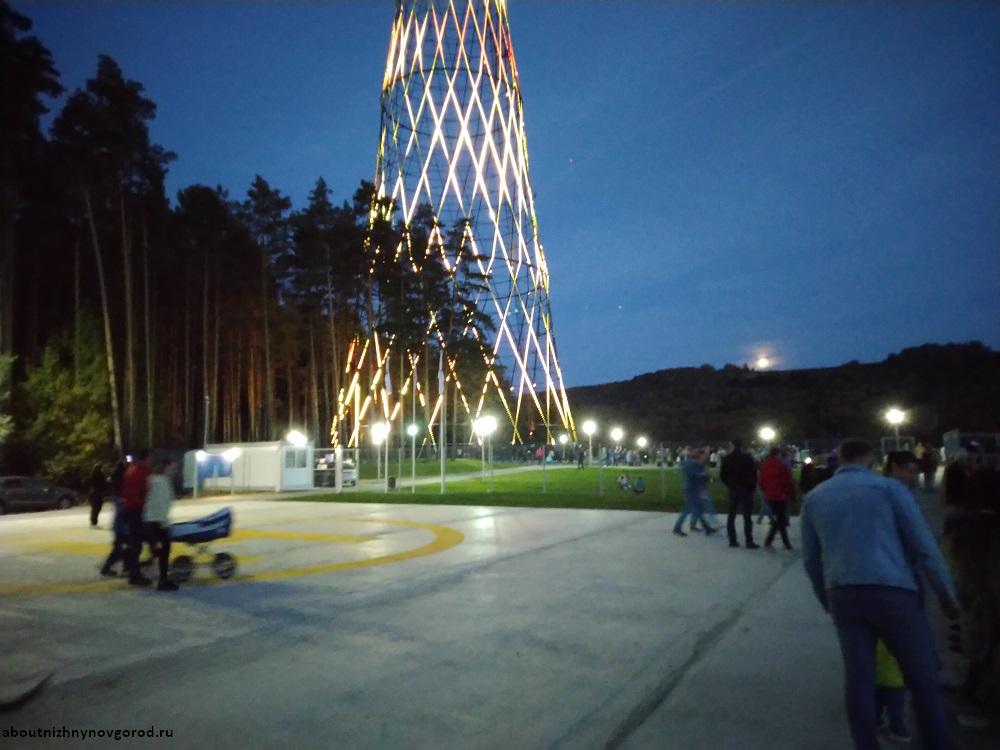 Фото Шуховской башни №22
